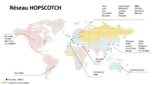 Hopscotch' Map