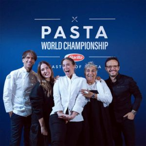 photo du Jury du Barilla Pasta World Championship 2019