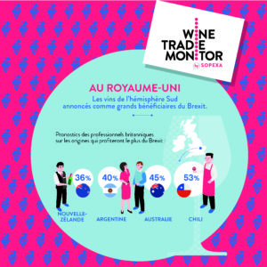 infographie Wine Trade Monitor Sopexa - focus Brexit
